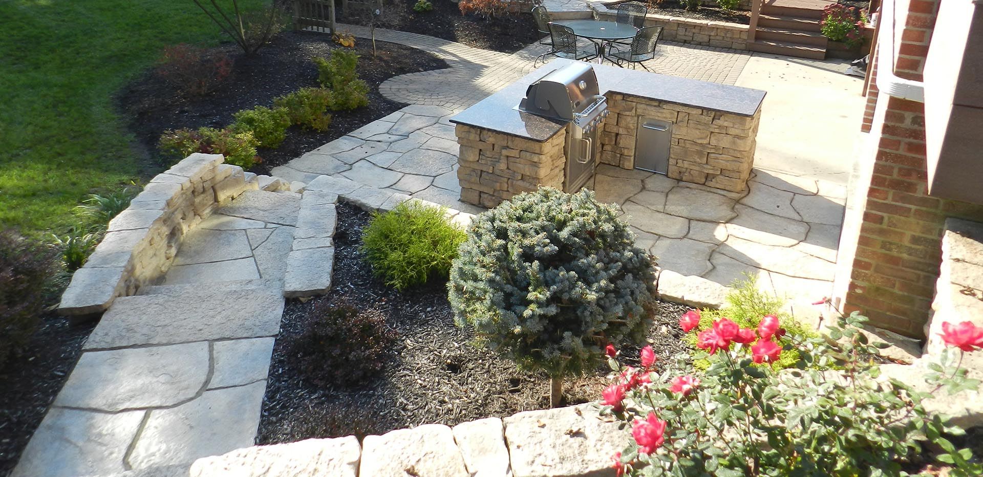Luxury Hardscaping & Backyard Design